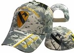 U.S. Army 1st Cavalry Division Camo Hat