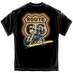 Route 66 Hell on Wheels T-Shirt