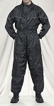 1 Piece Motorcycle Rain Suit Black