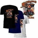 Motorhead Garage Motorcycle T-Shirt