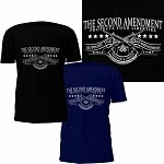 The Second Amendment Protects Your Liberties T-Shirt