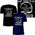 USA Don't Tread On Me T-Shirt