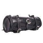 Motorcycle Tool Bag With Braid and Concho