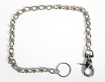 21 Inch Biker Keychain, Wallet Chain, Necklace