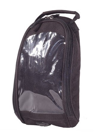 Magnetic Motorcycle Tank Bag with Full Clear Window